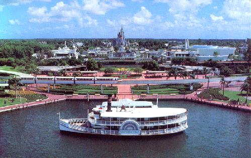 0100-10288 THE MAGIC KINGDOM