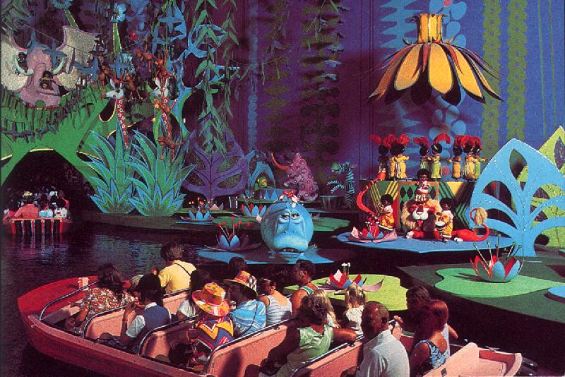 History Of Theme Parks | Entertainment Designer