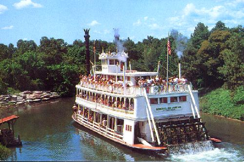 0100-11500 THE RIVERS OF AMERICA