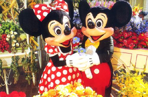 0100-11605 MAIN STREET FLOWER MARKET