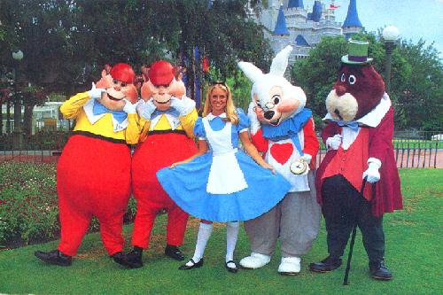 0100-11606 A MAGICAL WONDERLAND