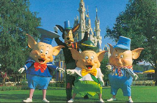 0100-11607 WHO'S AFRAID ?