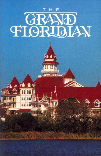 0100-11799 THE GRAND FLORIDIAN HOTEL