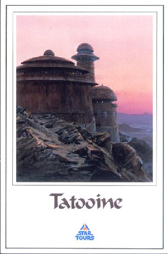 0100-70999 At exciting Tatooine