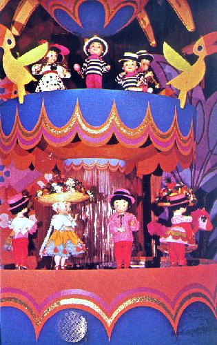 0111-0358 IT'S A SMALL WORLD AFTER ALL
