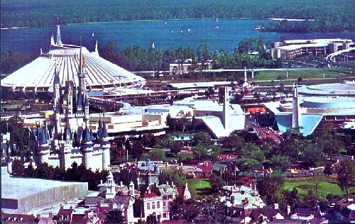 0111-0362 MAGIC KINGDOM MANY WORLDS IN ONE
