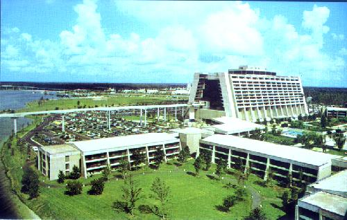 7530-0277 CONTEMPORARY RESORT -- A VACATION ADVENTURE