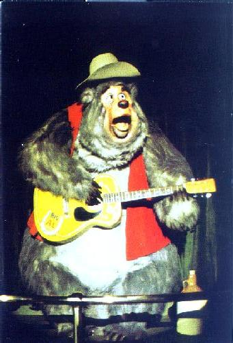 01110217 THE COUNTRY BEAR JAMBOREE