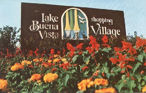 01110507 Lake Buena Vista Shopping Village -image courtesy Dave Ensign