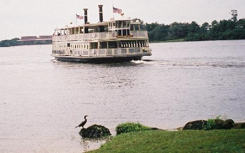 GENERAL JOE POTTER FERRY OCT. 2003