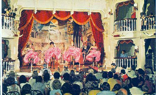 THE DIAMOND HORSESHOE REVUE