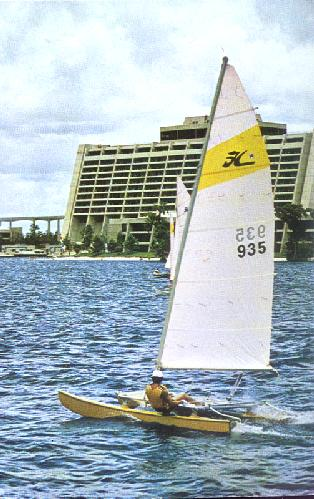 BAY LAKE SAILING