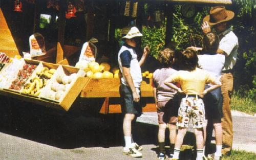 FORT WILDERNESS STORE-ON-WHEELS