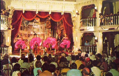 DIAMOND HORSESHOE REVUE