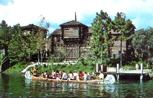 FRONTIERLAND CANOES
